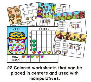 Simple Graphs for Young Learners Worksheet Pack