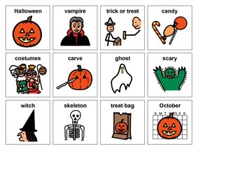 Simple Halloween Bingo