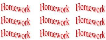 Simple Grid Homework System