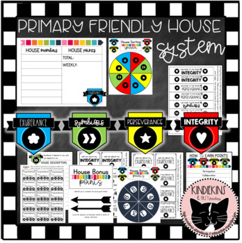 House System for the Primary Grades