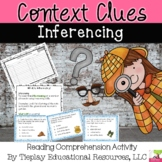 Simple Inferences English Language Arts Center Station