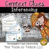 Simple Inferences English Language Arts Center Station