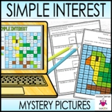 Simple Interest Activity Printable and Digital
