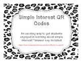 Simple Interest QR Code