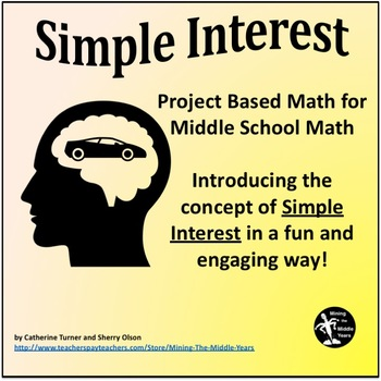 Simple Interest – Using simple interest in a Math Project