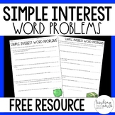 Proportional Relationship Worksheet Free Th Grade Word Problems Teaching Resources  Lesson Plans  Blank Lattice Multiplication Worksheets Excel with Nouns Worksheet Middle School Excel Simple Interest Word Problems Worksheet Counting 1-20 Worksheet