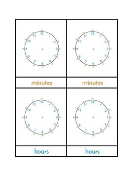 Simple Introduction to Analog Clocks