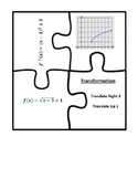 Simple Inverse Functions: Quadratic, Square Root, Cubic, Cube Root