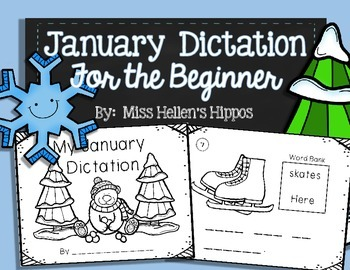 Simple Daily Dictation~January~