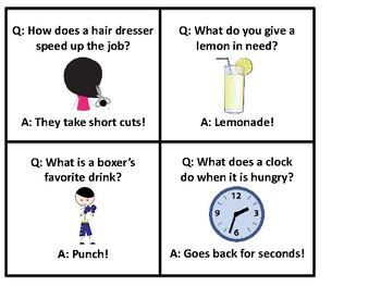 Teaching How to Tell Jokes: Simple Joke Book