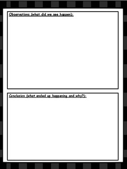 Simple Lab Report Template