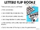 Simple Letters Flip books for Special Education