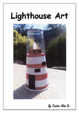 Simple Lighthouse Art Activity