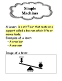 Simple Machine Definitions