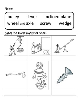 Simple Machine Invention Project (6 pages)