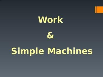 Simple Machine Notes