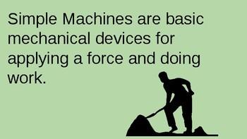 Simple Machine PowerPoint