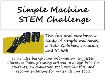 Simple Machine STEM Challenge