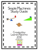 Simple Machine Study Guide