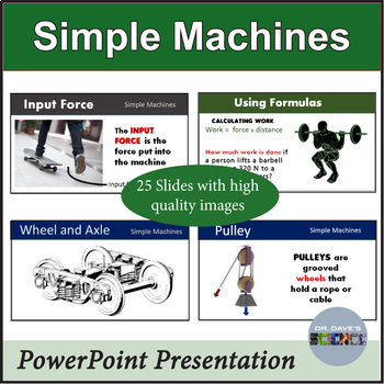 Simple Machine Unit