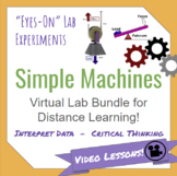 Simple Machine Virtual Labs for Distance Learning