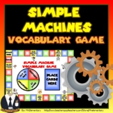 Simple Machines Vocabulary Game