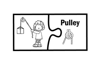 Simple Machines Activity | Simple Machines First Grade