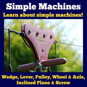 Simple Machines PowerPoint | Simple Machines Power Point
