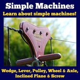Simple Machines PowerPoint Activity