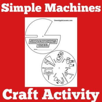 Simple Machines Craft Activity