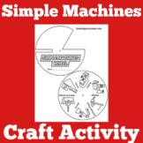 Simple Machines Worksheet Activity