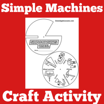 Simple Machines Craft Activity