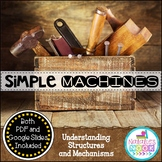 Simple Machines {A Primary Science Unit} - Distance Learning