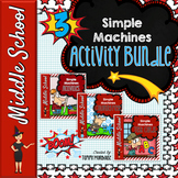 Simple Machines Activities Bundle!