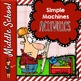 Simple Machines Activities Bundle!