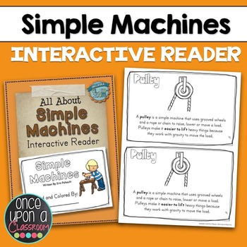 Simple Machines - Interactive Reader