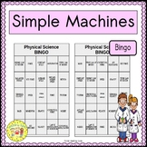 Simple Machines BINGO