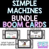 Simple Machines - BOOM CARDS