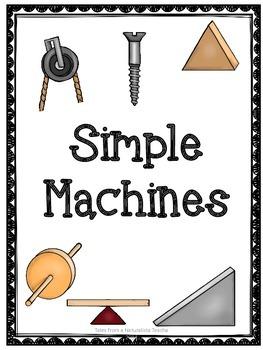 Simple Machines Book