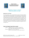 Simple Machines Book and Lab Notebook Teachers' Guide