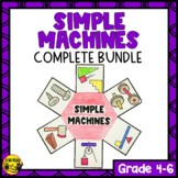 Simple Machines Lessons and Activities Bundle