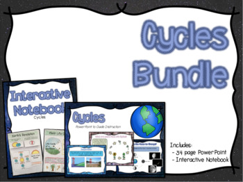 Cycles in Space & Nature Bundle