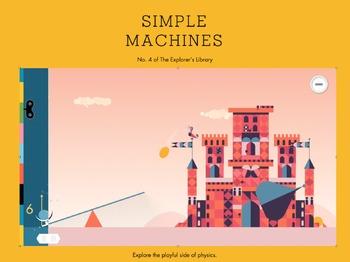 Simple Machines Bundle & Educator Guide