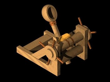 Simple Machines-Catapults