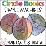 Simple Machines Circle Book Craftivity
