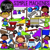 Simple Machines Clipart {Creative Clips Clipart}