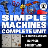 Simple Machines Complete Unit