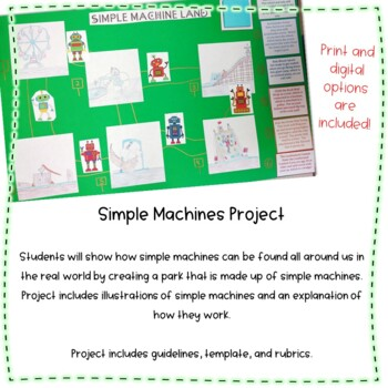 Simple Machines Create a Park Project