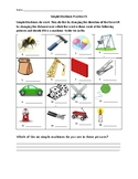 Simple Machines Critical Thinking Practice