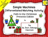 Simple Machines Differentiated Matching Activity -Path to